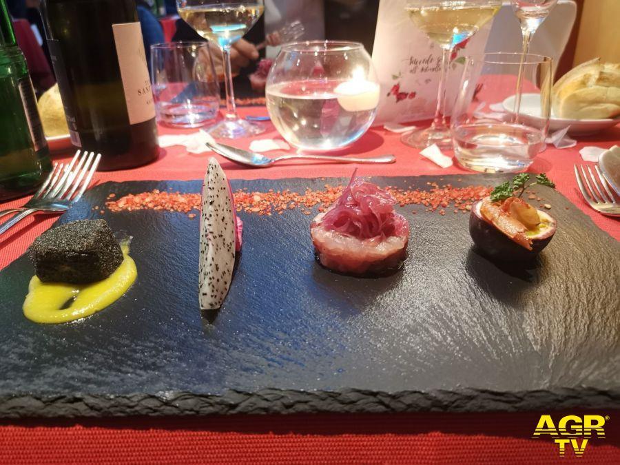San Valentino, una notte indimenticabile all'hotel Antonella