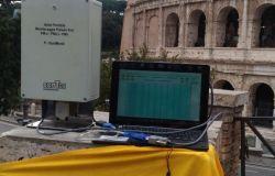 Roma, non basta il covid...allarme polveri sottili