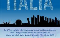 Giochi Mondiali Special Olympics ad Abu Dhabi.