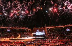 Abu Dhabi, cerimonia d'apertura dei Giochi Special Olimpics