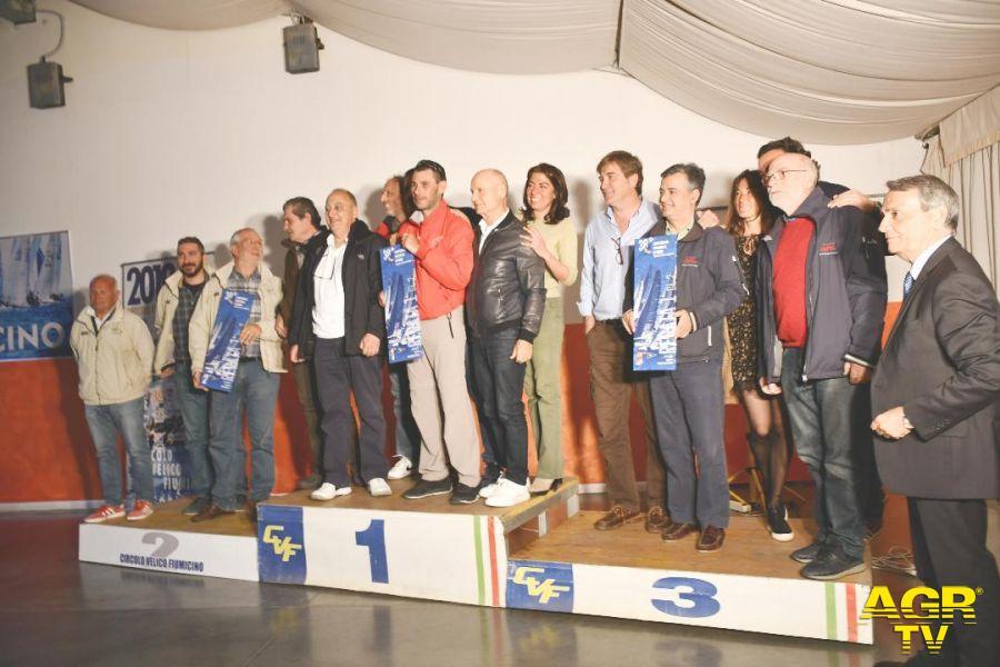 Vela, premiati gli equipaggi del Campionato Invernale