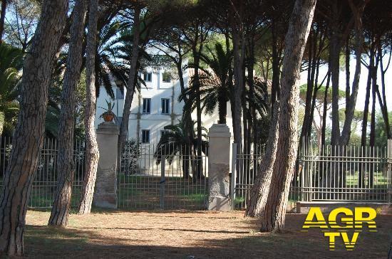 Fiumicino, Villa Guglielmi sarà accessibile a tutti