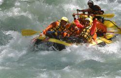 1° maggio, riapre il Centro rafting, lo sport in tutta sicurezza