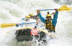 Grande riapertura del Centro rafting alle cascate delle Marmore