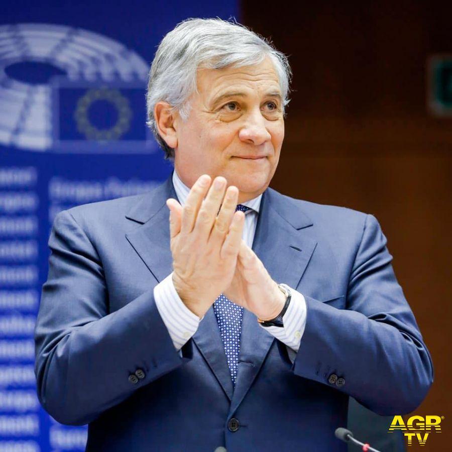 Antonio Tajani, bisogna avere una visione complessiva del futuro per cambiare il paese, necessarie le riforme