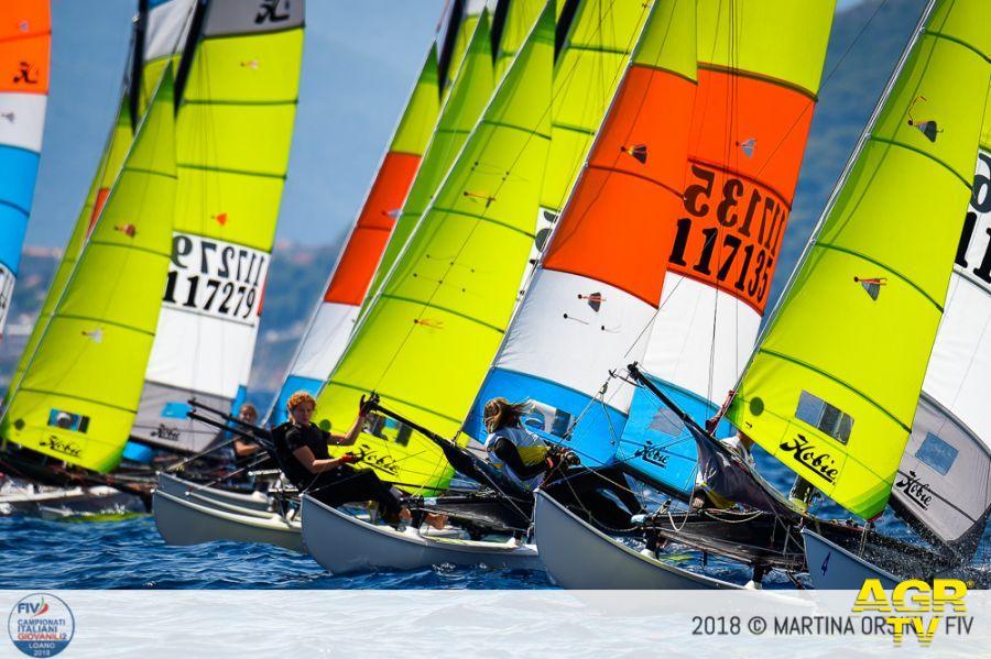 Vela, Campionati giovanili in doppio a Bari