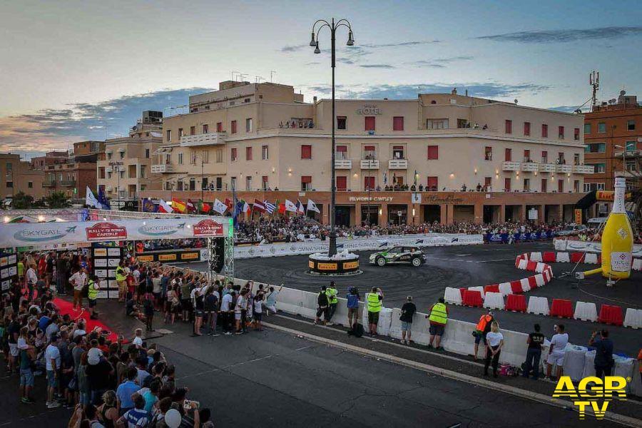 Rally di Roma, a guadagnarci solo gli organizzatori?