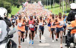 Domenica 17 ottobre il gran giorno della RomaOstia, la maratonina più partecipata d'Italia