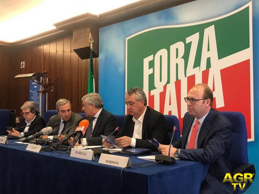 Forza Italia, gli azzurri romani plaudono a L'altra Italia