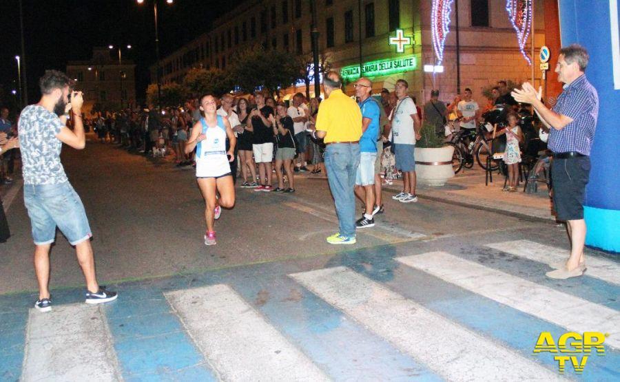 Fiumicino, sfida all'ultimo metro nella Notte di San Lorenzo