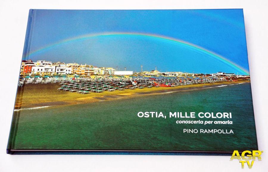 Ostia....mille colori, pubblicato l'ultimo libro fotografico di Pino Rampolla
