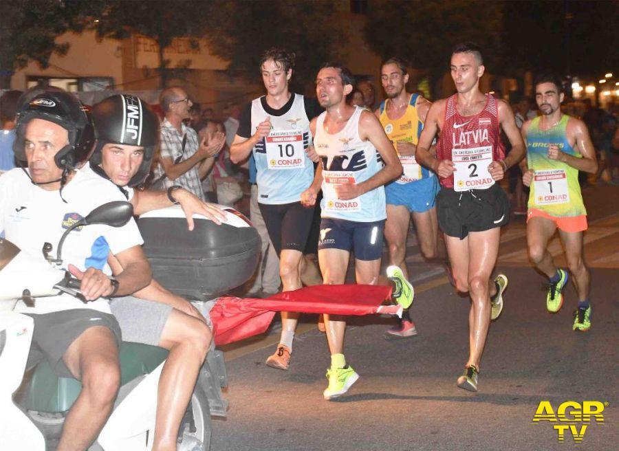 Atletica, con Americana grande festa di sport a Fiumicino