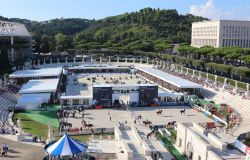 Equitazione al Foro Italico, dal 5 all'8 settembre