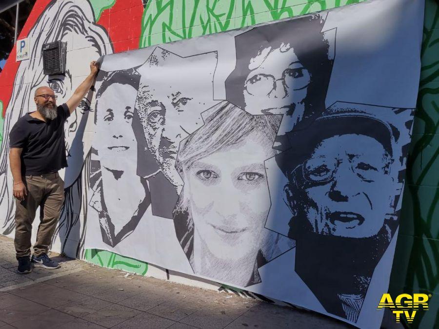 Ostia, la Di Pillo fa dietrofront....no ad un secondo murales