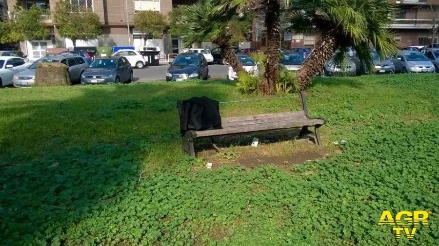 Ostia, giardini nel degrado, Bordoni chiede Commissione congiunta
