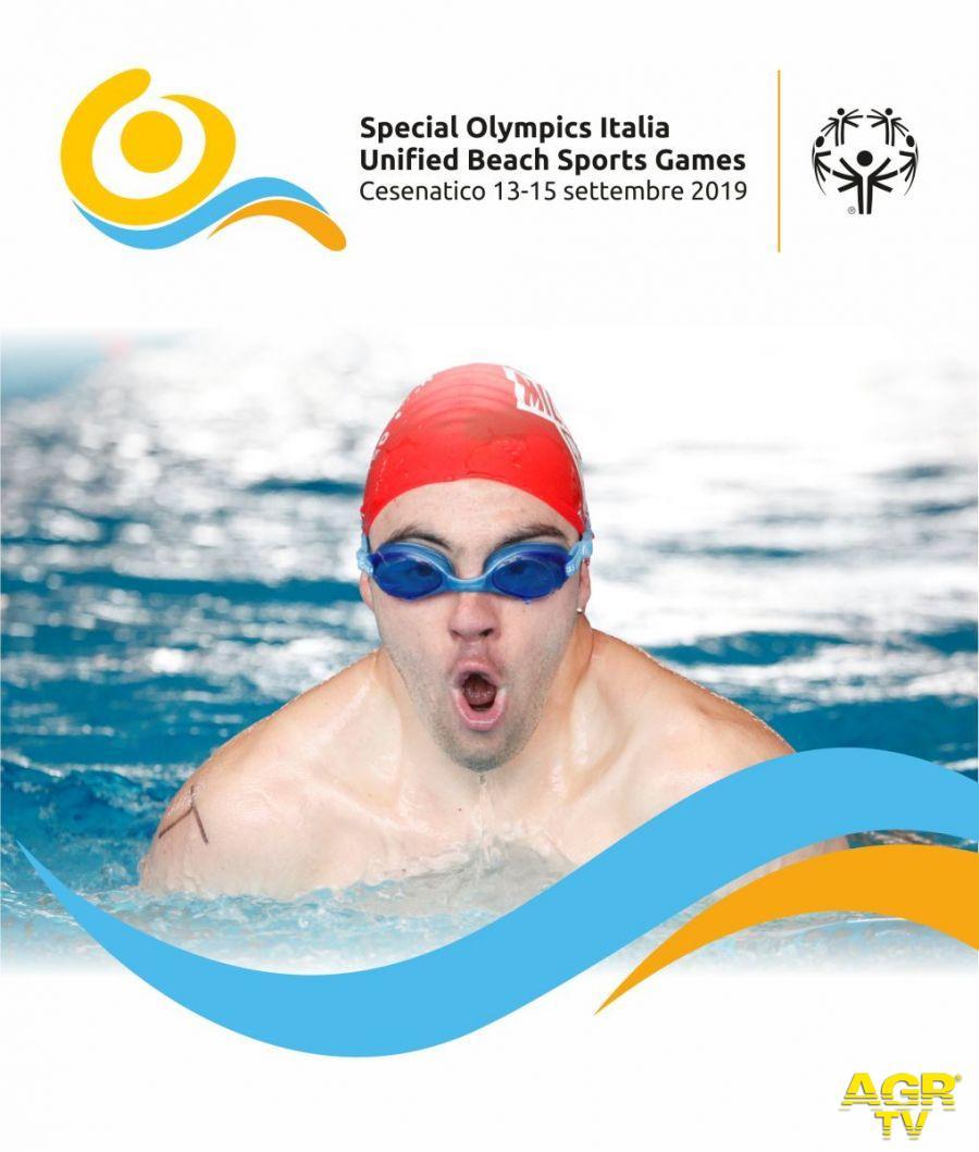 Special Olympics, Cesenatico ospita i Giochi di spiaggia