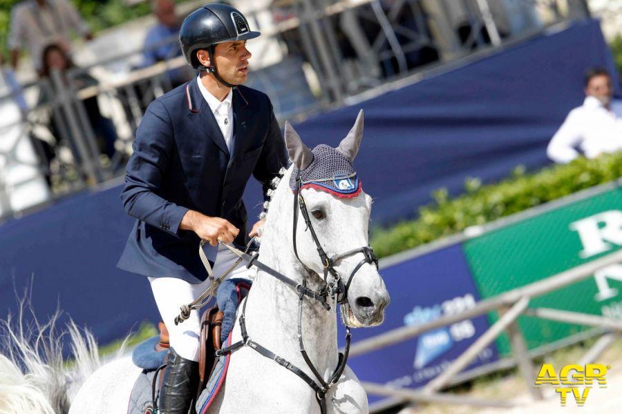 Equitazione, domani al via il Longines Global Champions tour
