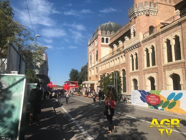 Venezia, l'XI edizione del Festival Corto Corrente di Fiumicino presentata alla Biennale