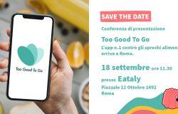 Roma, arriva l'App contro gli sprechi alimentari