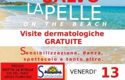 Fiumicino, domani la giornata di prevenzione per le malattie della pelle
