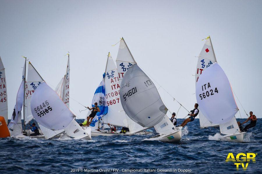 Vela, ecco i nuovi Campioni italiani delle classi olimpiche