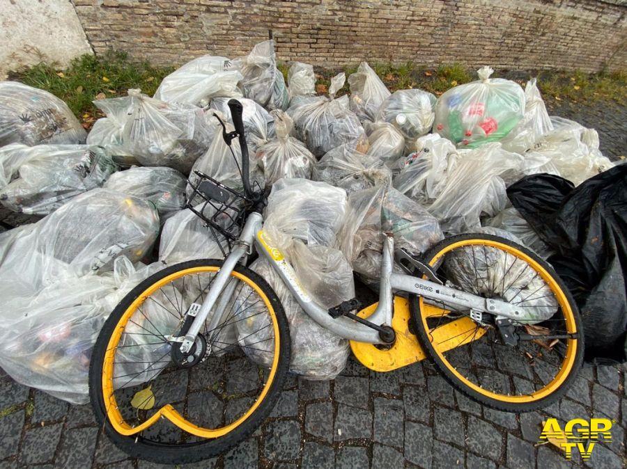 Legambiente, oltre diecimila volontari impegnati nel Lazio