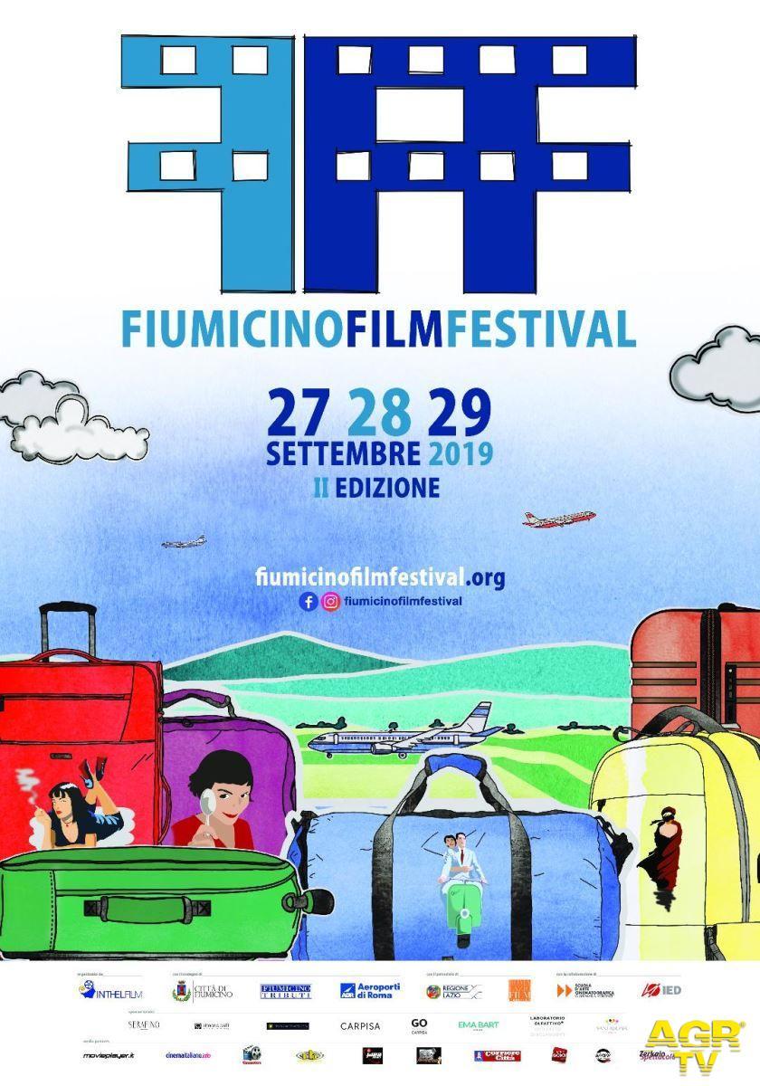 Fiumicino Film Festival, al via la seconda edizione