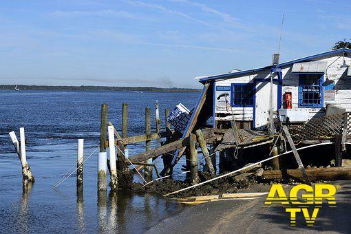Balneari: erosione e fenomeni estremi sulle nostre spiagge