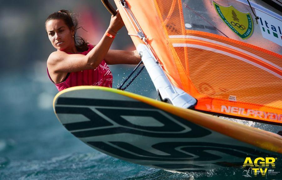 Vela, conclusi i mondiale windsurf RS X sul Lago di Garda
