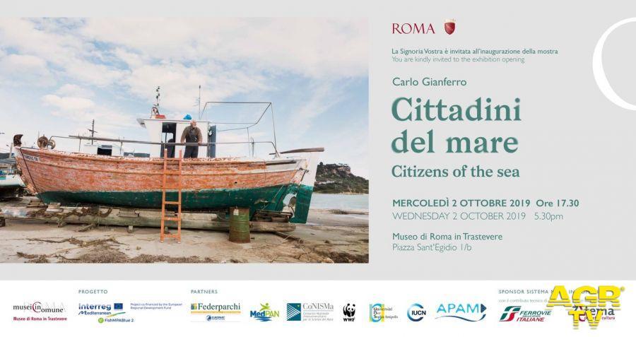 A Roma la mostra: I cittadini del mare