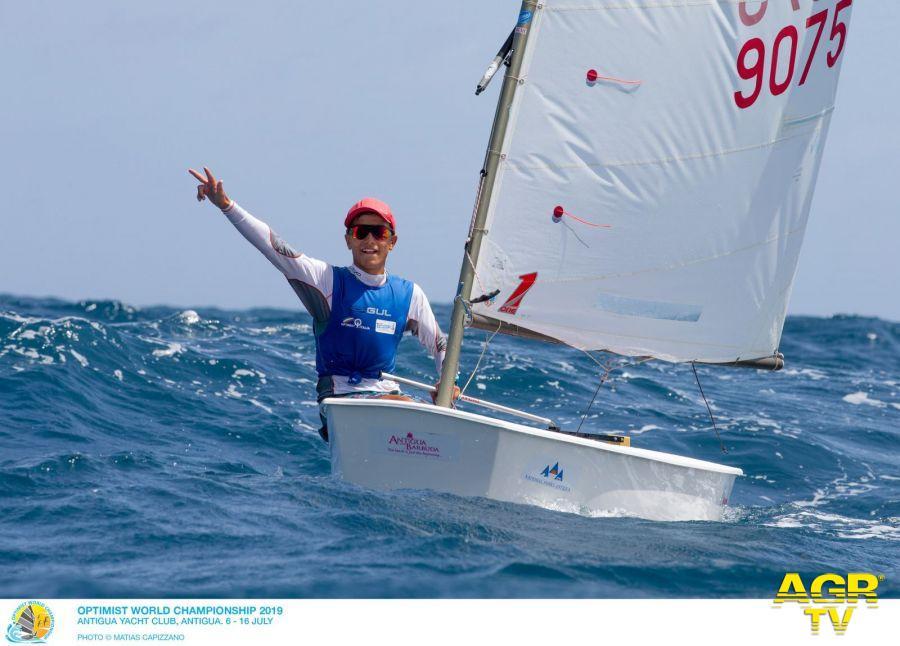 Vela, il romano Marco Gradoni in nomination per il Rolex World Sailor of the year 2019