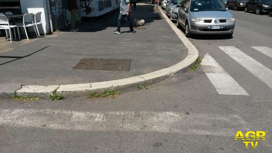 Fiumicino, barriere architettoniche da eliminare