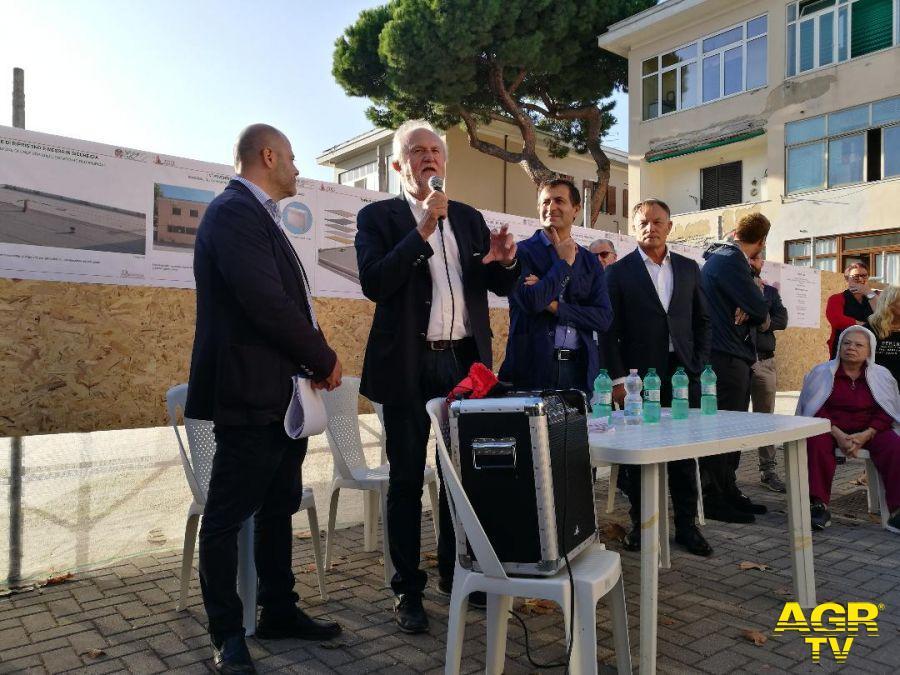 Fiumicino, un milione per la ristrutturazione delle case Ater