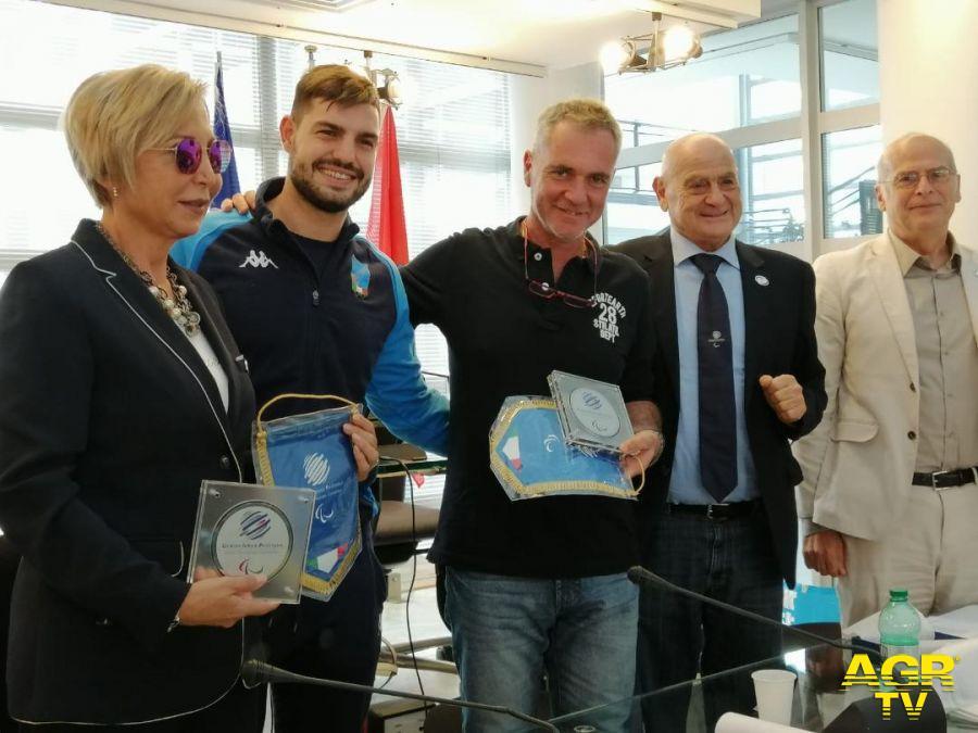 Focene, la Giornata regionale dello sport paraolimpico
