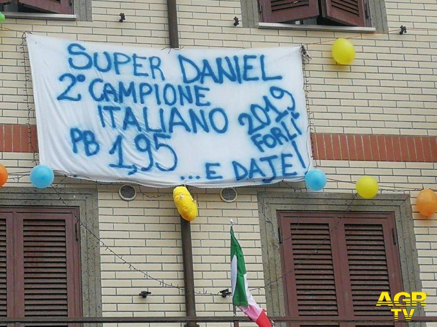 Fiumicino, Daniel Consiglio v.Campione d'Italia