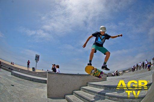 Ostia, rinasce...lo Skatepark