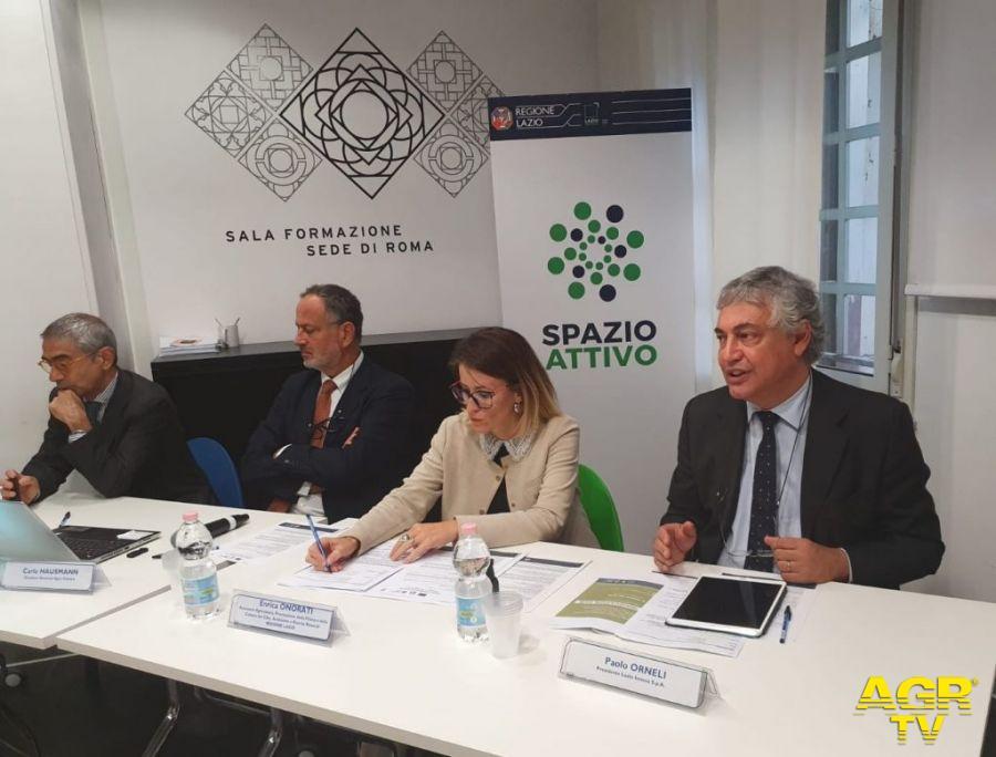 Regione Lazio, torna a correre l'imprenditoria laziale