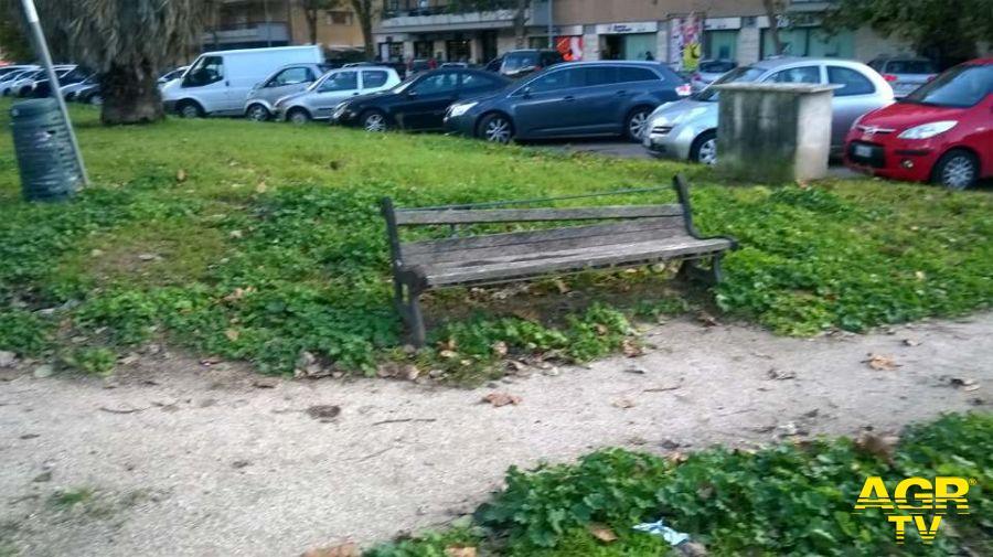 Infernetto, il parco rinasce, i cittadini incontrano l'amministrazione