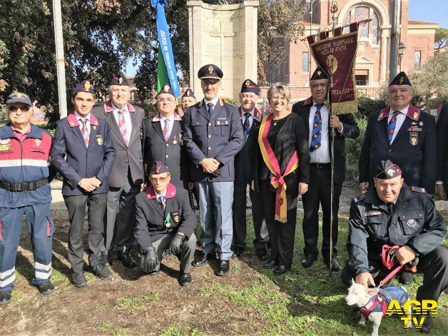 X Municipio, omaggio ai caduti assieme agli studenti