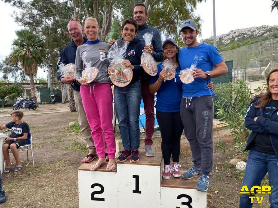Vela, Hobie cat 16, bronzo a Cagliari