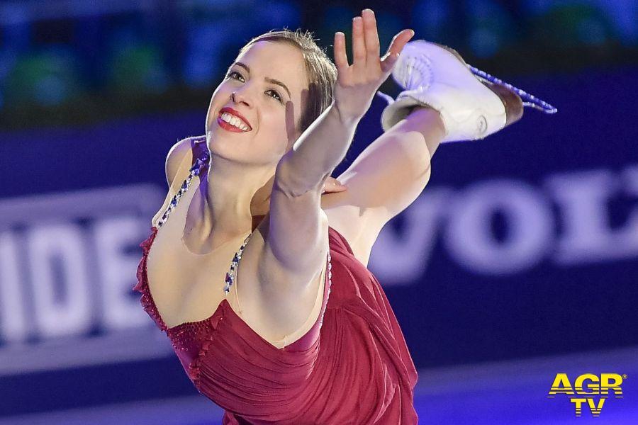 Golden skate awards, a Milano le stelle del ghiaccio