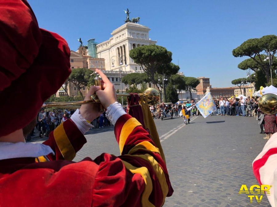 Roma, seconda edizione della Festa dei piccoli comuni