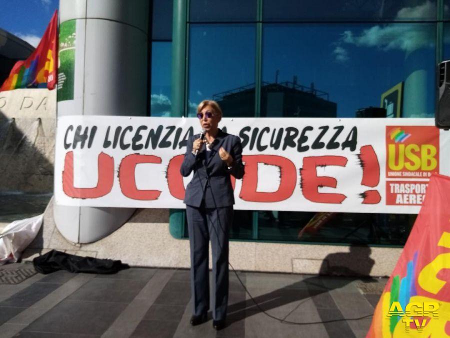 Fiumicino, Anselmi: Siamo dalla parte dei lavoratori