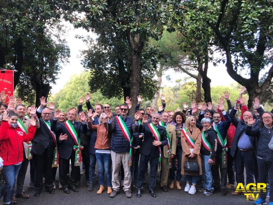 Roma, in diecimila alla Festa dei piccoli comuni