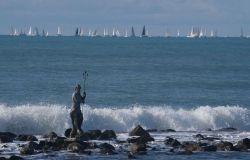 Vela, Campionato Invernale inizia con il sole...80 barche in acqua