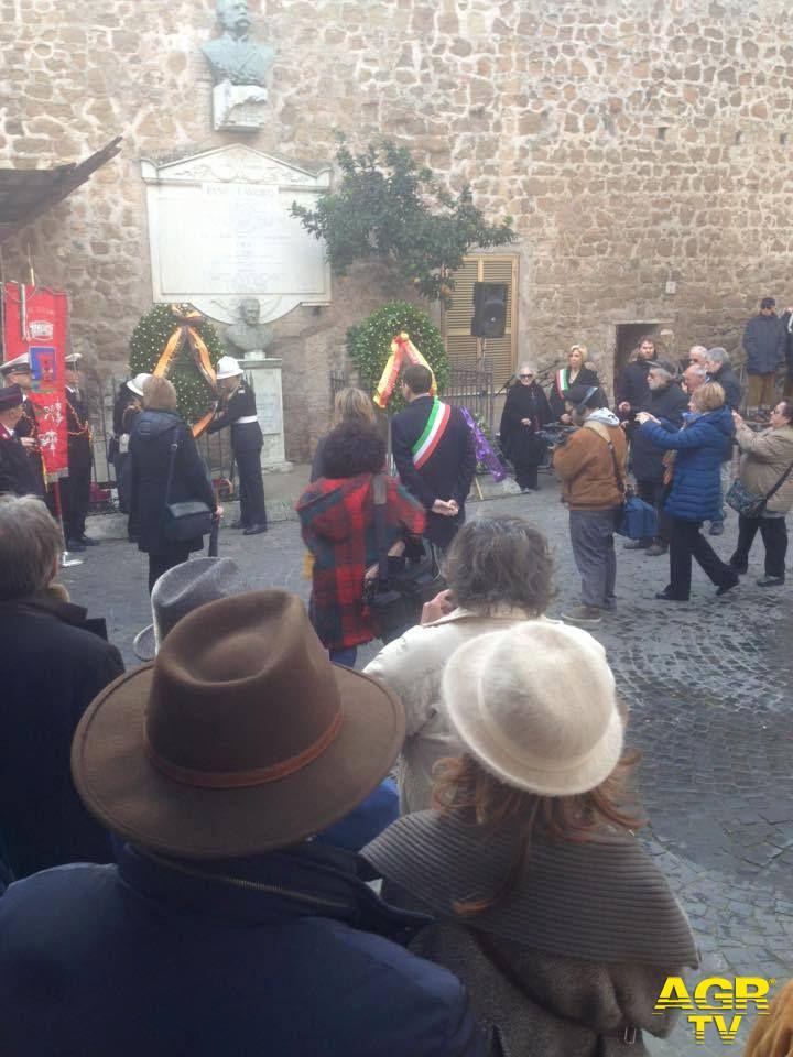 Ostia Antica, i festeggiamenti per la bonifica dei Ravennati
