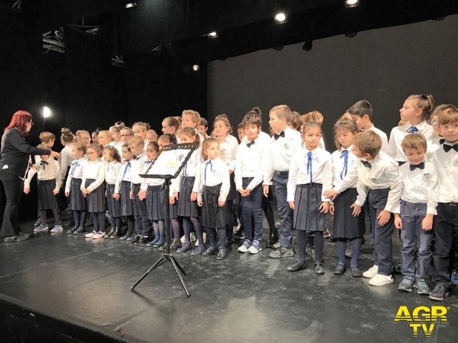 Ostia, al teatro del Lido celebrata la Giornata mondiale dell'infanzia
