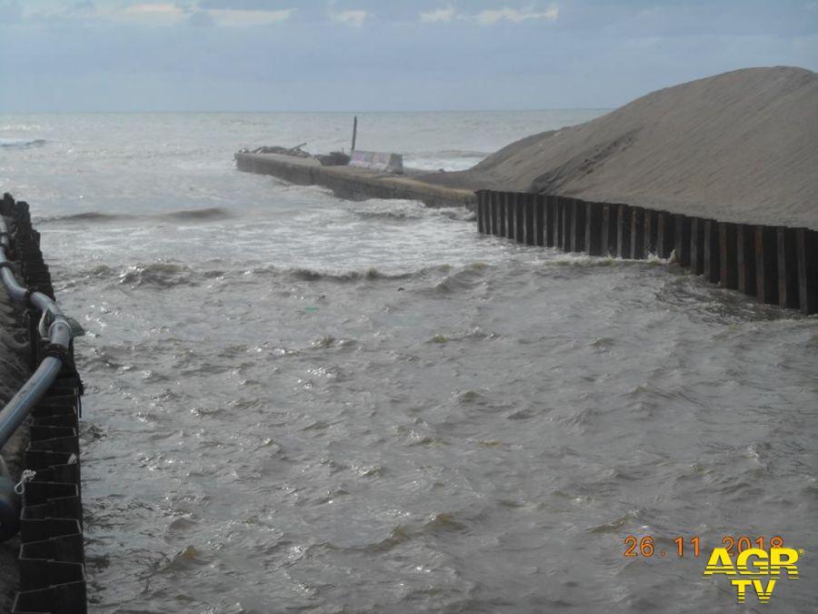Erosione, il Municipio annuncia: ad Ostia ripascimento morbido entro dicembre