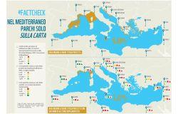 WWF boccia la tutela del Mediterraneo