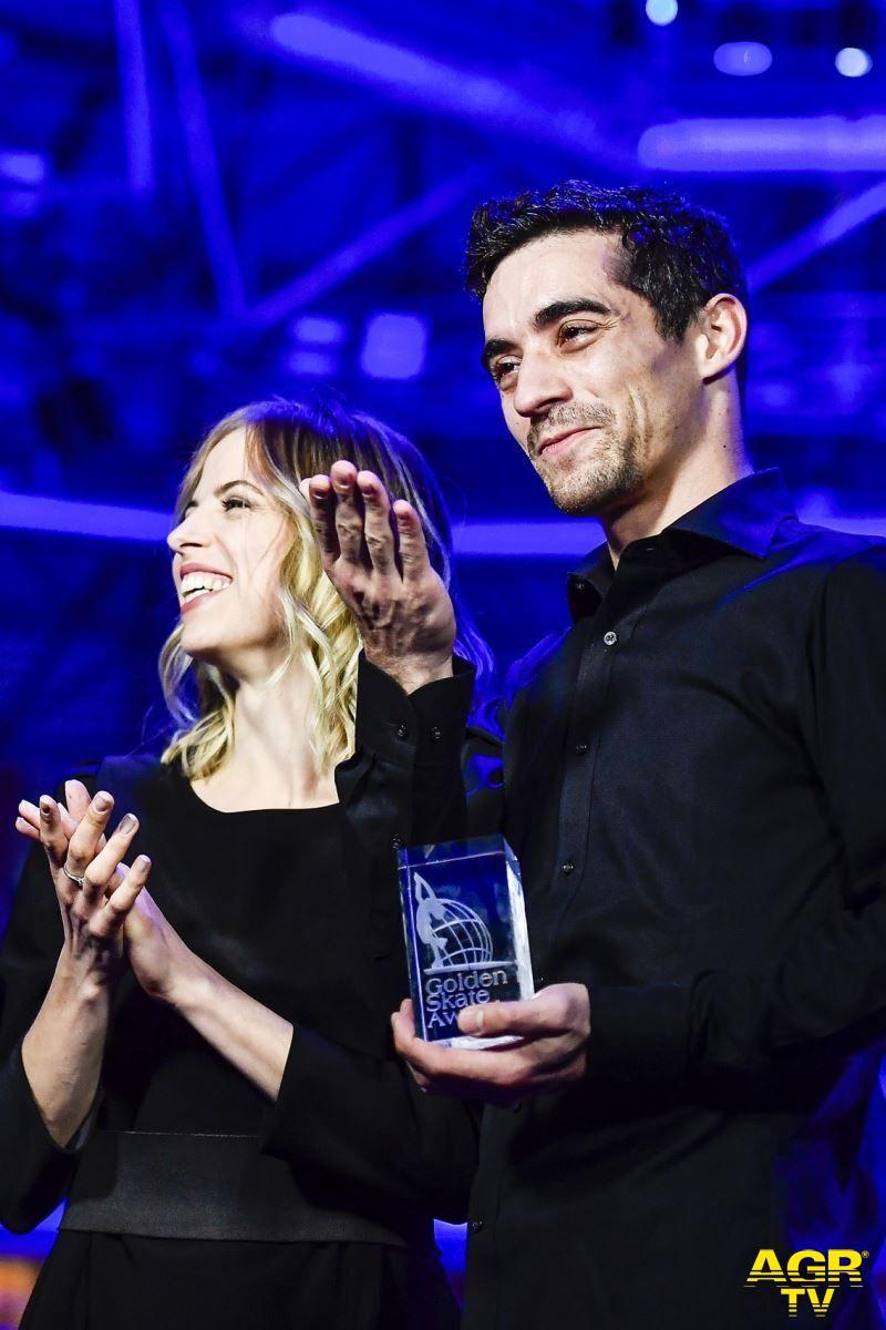 Il Golden Skate Awards incanta Milano